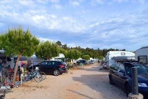 kamperen op camping krk